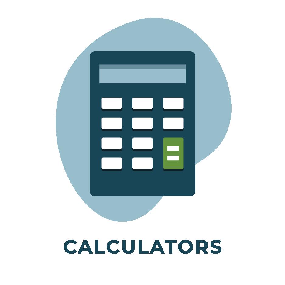 Resource Calculator Icon