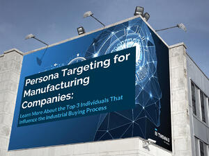 Persona Targeting for Manufacturers