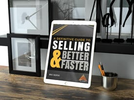 how to sell better and faster ebook